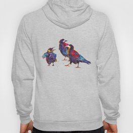 Ugly birds Hoody