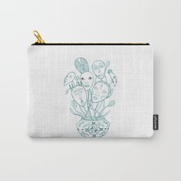 Bouquet of masks Carry-All Pouch