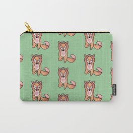 Yoga lover Fox Carry-All Pouch