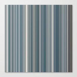 Scanline | Ocean 486 Canvas Print