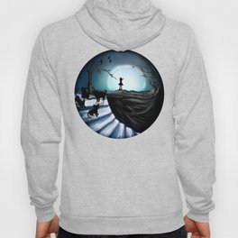 My Part to the Longest Illustration. Hoody