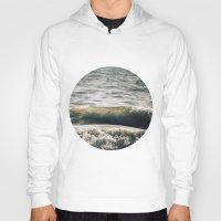 waves Hoodies featuring Waves by josemanuelerre