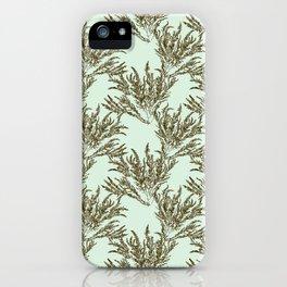 Seaweed Plant iPhone Case