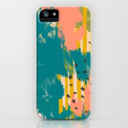peachy summer iPhone Case
