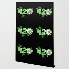 It's 420 Time Wallpaper