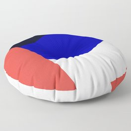 Geometric  Floor Pillow
