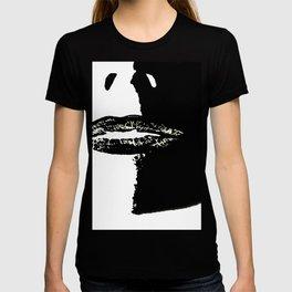 All lives matter. Duo tone face T-shirt