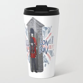 Twice as London Travel Mug