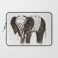 Festive Elephant love Laptop Sleeve