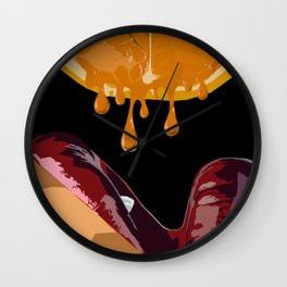 Vitamin D Wall Clock