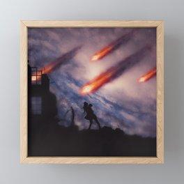 Melt With You Framed Mini Art Print