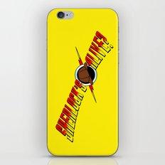 Sherlock's Alive? iPhone & iPod Skin