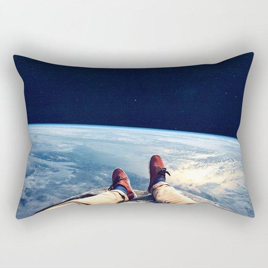 Nowhere Rectangular Pillow