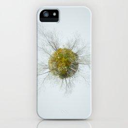 Memories of green iPhone Case