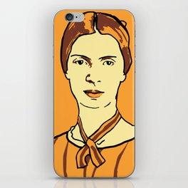 Emily Dickinson iPhone Skin