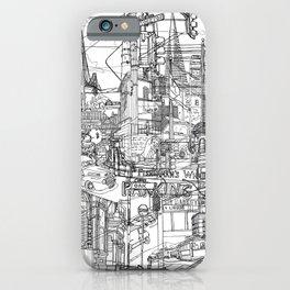 San Francisco! (B&W) iPhone Case