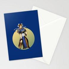 Chun Li Stationery Cards