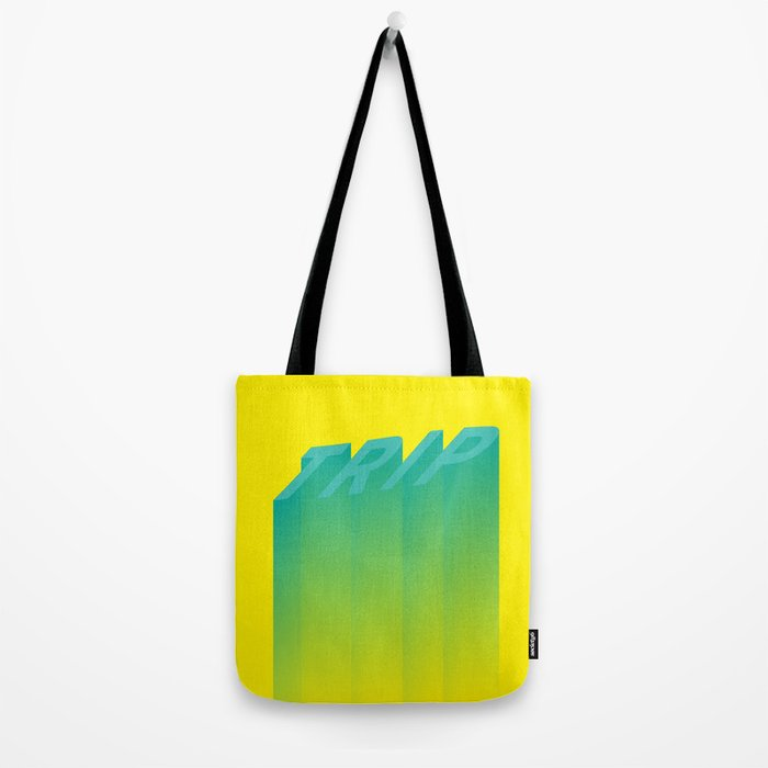 Trip Out Tote Bag