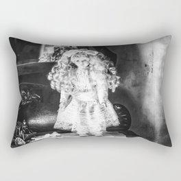 Annabell (Black &White) Rectangular Pillow