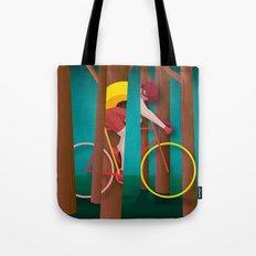 Life is strange, riding bicycle Tote Bag