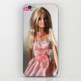 Barbie Q iPhone Skin