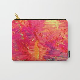 Neon Sky Map Carry-All Pouch