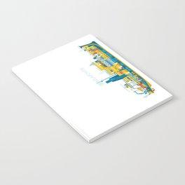 BELAFONTE - The Life Aquatic with Steve Zissou Notebook