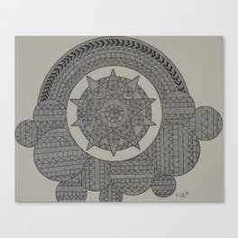 KL-1.7 Canvas Print