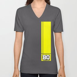 BQ - Flagging Yellow Unisex V-Neck
