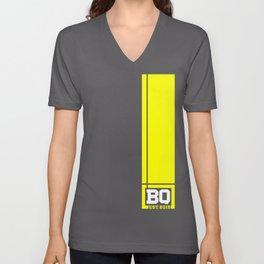 BQ - Flagging Yellow Unisex V-Neck