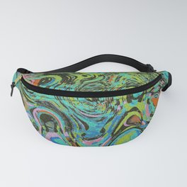 Swept Away Fanny Pack