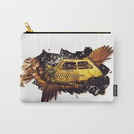 The Big Bang | Collage Carry-All Pouch