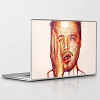 jesse pinkman Laptop & iPad Skins featuring Jesse Pinkman by beart24