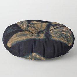 Half Light Floor Pillow