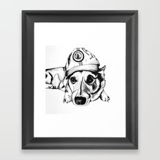 For Cassidy Framed Art Print