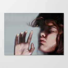 Blurred out Canvas Print