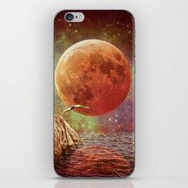 Belle de jour iPhone Skin