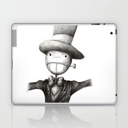 Mr. Turnip Head Laptop & iPad Skin
