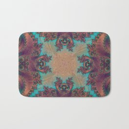 Centerpiece Bath Mat