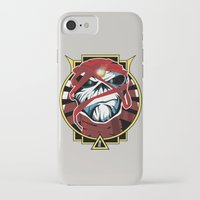 iron maiden iPhone & iPod Cases featuring Tribute Iron Maiden by JHC Studio