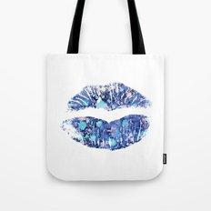 lip number 4 Tote Bag