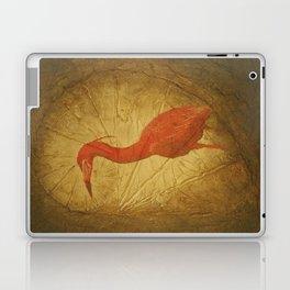 Red Heron Laptop & iPad Skin