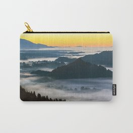 Bled at Sunset - Slovenia Carry-All Pouch