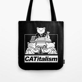 CaTitalism Tote Bag