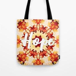 Mandala of the Month: Hope Tote Bag