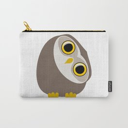 Curious little owl Carry-All Pouch