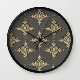 World of Wonders Indian Style Wall Clock
