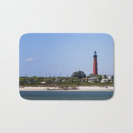 Sunny Day at Ponce Inlet Bath Mat