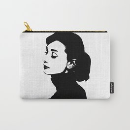 Audrey Hepburn Is Class Carry-All Pouch