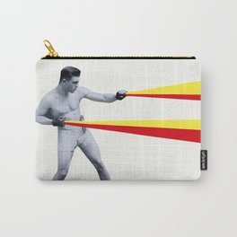 A Force To Be Reckoned With Carry-All Pouch